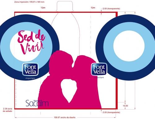 """Diseño Packaging """"Sed de Vivir"""""""